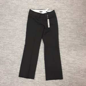 🐶Brand new black trouser LOFT pants size 0